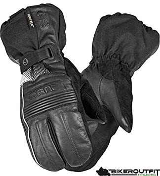 Dane GTX Gants de Cap Nord Noir Taille XL