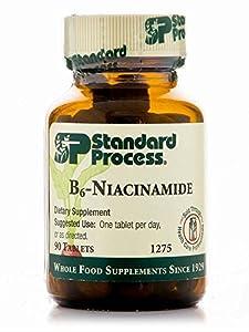 Standard Process B6-Niacinamide 330 T