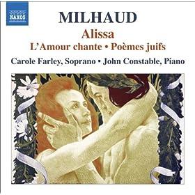L'amour chante, Op. 409: III. Sonnet
