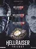 Hellraiser Trilogy (3 Dvd) [Italian Edition]