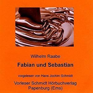 Fabian und Sebastian Hörbuch