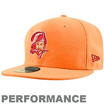 New Era NFL On Field Tampa Bay Buccaneers Cap 5950 Basic Fitted Team Basecap Cap by New Era