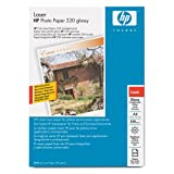 HP Laser Photo Paper Papier Photo Brillantpar HP