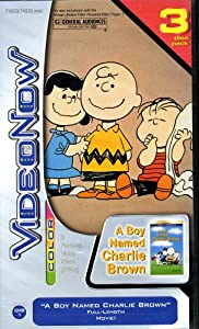 VideoNow - A Boy Named Charlie Brown - Peanuts