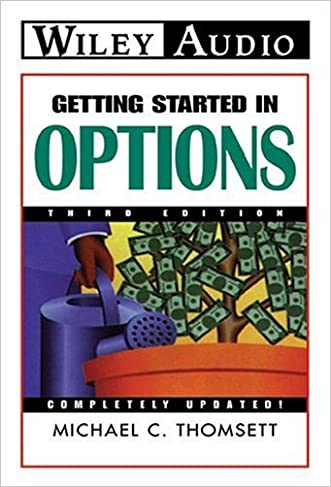 Getting Started in Options (Wiley Audio) written by Michael C. Thomsett