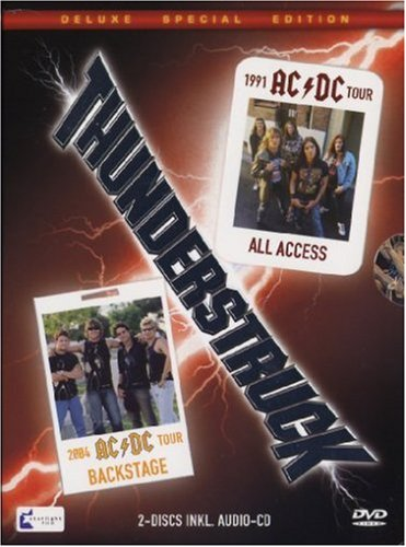 Thunderstruck - Special Edition (inkl. Audio-CD) [2 DVDs]
