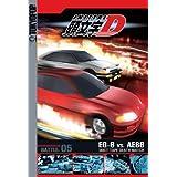 Initial D - Battle 5 - Duct Tape Death Match ~ Nobuyuki Hiyama