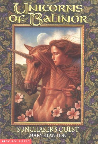 Cover of Sunchaser's Quest (Unicorns of Balinor #2)