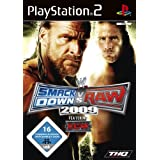 "WWE Smackdown vs. Raw 2009 - [PlayStation 2]von ""THQ Entertainment GmbH"""