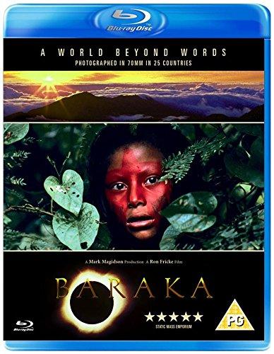 Baraka [Blu-ray] [Edizione: Regno Unito]