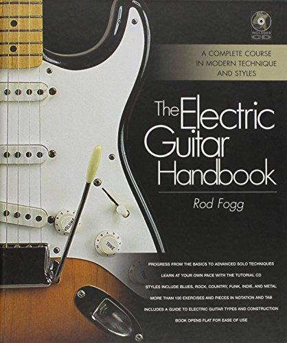 Rod Fogg: The Electric Guitar Handbook (Book & CD)