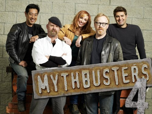 <strong>Kids on Fire at KND: 10 Year Student Reviewer Looks At Mythbusters</strong>