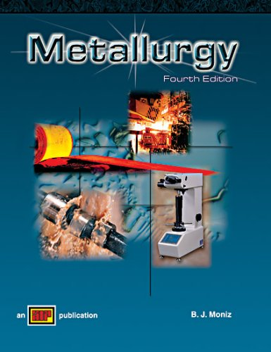 Metallurgy - Amer Technical Pub - AT-3515 - ISBN: 082693515X - ISBN-13: 9780826935151