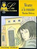 echange, troc Martine Delerm - Meurtre à la romaine