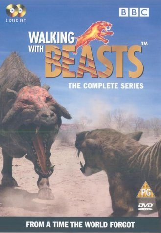 Walking With Beasts : Complete BBC Series [2001] [DVD]