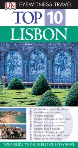 Top 10 Lisbon (Eyewitness Top 10 Travel Guides)