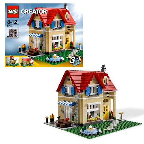 Lego Creator Family Home back-883653