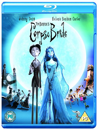 Труп невесты / Corpse Bride (Тим Бёртон / Tim Burton, Майк Джонсон / Mike Johnson) [2005 г., фэнтези, мультфильм, мюзикл, HDRip] Dub