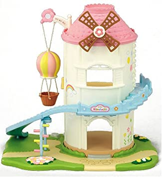 Co -42 to play at home for Sylvanian Families windmill (japan import)