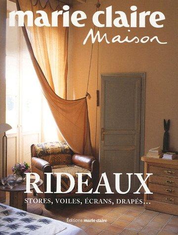 livre rideaux stores voiles crans drap s. Black Bedroom Furniture Sets. Home Design Ideas