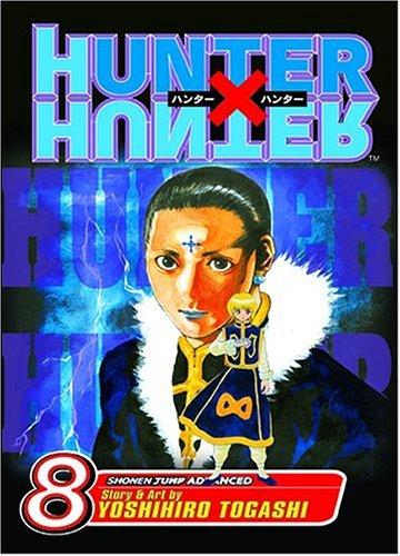 HUNTER×HUNTER ハンターハンター コミック8巻 (英語版)
