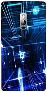 DigiPrints High Quality Printed Designer Hard Case Cover For OnePlus 2