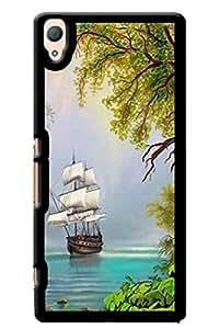 IndiaRangDe Designer Mobile Back Cover for Sony Xperia Z3+ Plus