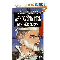 Wandering Fire (Fionavar Tapestry)