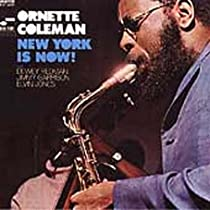 New York Is Now! / Ornette Coleman