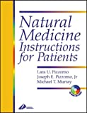 img - for Natural Medicine Instructions for Patients, 1e book / textbook / text book