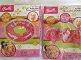 "BARBIE 20"" Swim Ring and BARBIE Armbands"