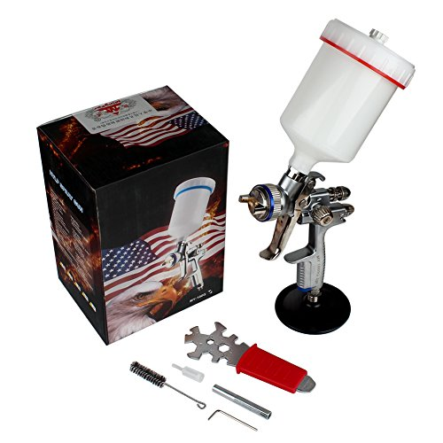 professional-hvlp-gravity-spray-gun-06l-non-drip-paint-cup-with-nozzle-tip-size-13mm