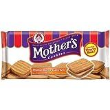 Mother's, Peanut Butter Gauchos Cookies, 14.8oz Bag (Pack of 4)