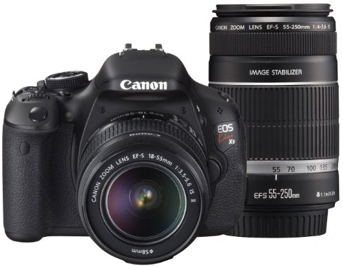 Canon デジタル一眼レフカメラ EOS Kiss X5 ダブルズームキット KISSX5-WKIT