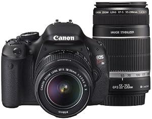 Canon デジタル一眼レフカメラ EOS Kiss X5 ダブルズームキット