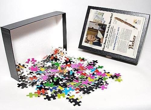Photo Jigsaw Puzzle Of Advert/Parker Pens 1940 From Mary Evans front-618189