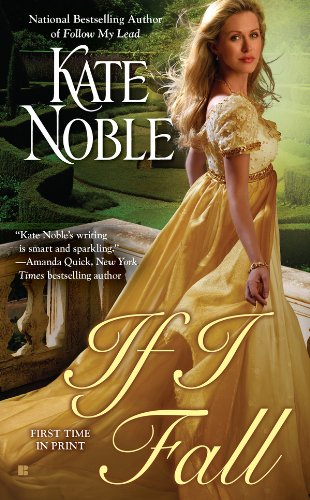 If I Fall (Berkley Sensation) by Kate Noble
