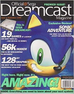 Dreamcast Official Magazine (This is Sega Dreamcast: 19 ...
