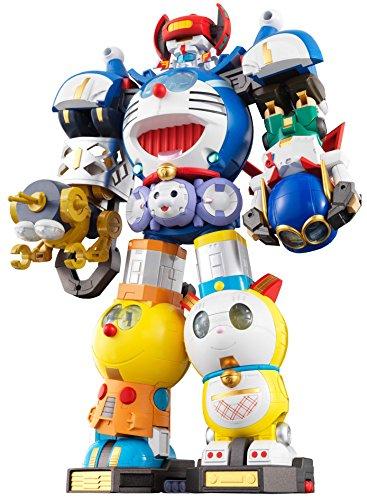 なぜドラえもんやコロ助たちを合体させたwww「超合金 超合体SFロボット 藤子・F・不二雄キャラクターズ」