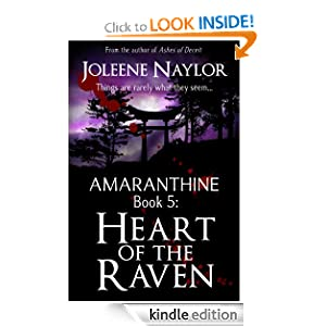 Amazon.com: Heart of the Raven (Amaranthine) eBook: Joleene Naylor: Kindle Store