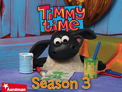 Timmy Time Season 3