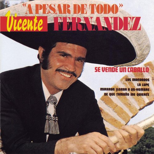Vicente Fernandez - Se Vende Un Caballo Lyrics - Zortam Music