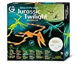 GeoWorld CL412K - Kit Crepúsculo Jurásico Completo con 3 volantes, fluorescente Ciegos