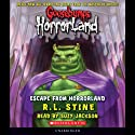 Escape from Horrorland: Goosebumps Horrorland #11 (       UNABRIDGED) by R. L. Stine Narrated by Suzy Jackson
