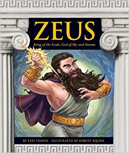 zeus the king of all gods Might kronos, the most terrifying of all the titans, reigns as the unchallenged  tyrant of the cosmosuntil his son, the god zeus, stands up and takes on his own .