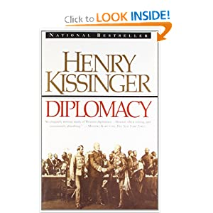 Diplomacy (A Touchstone book) by