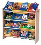 Tot Tutors Kids' Toy Organizer With S...