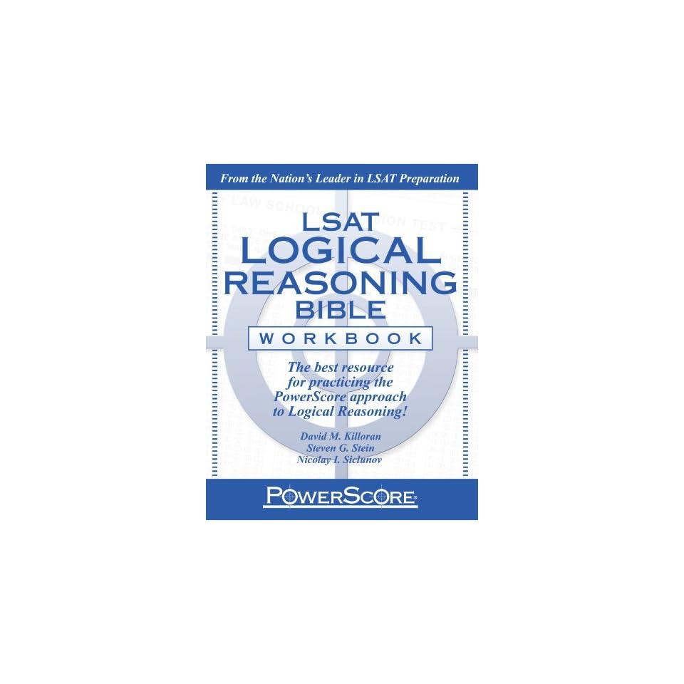 Powerscore Logic Games Bible Ebook