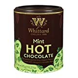 Whittard Mint Flavour Hot Chocolate 375g (Pack of 2)