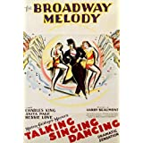Broadway Melody, Movie Poster